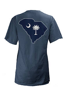 Pressbox South Carolina State Flag Tee