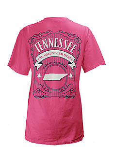 ROYCE Tennessee State Banner Tee