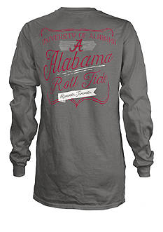 ROYCE University of Alabama Plato Tee