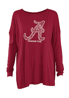 ROYCE University of Alabama Henna Print Tee