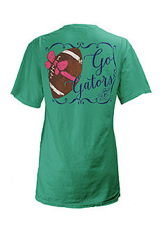 ROYCE University of Florida Bow Tee