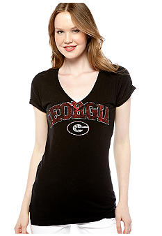 Pressbox Georgia Rock Of Love Tee