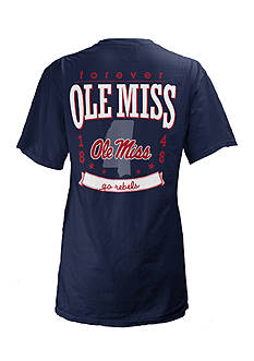 ROYCE University of Mississippi Loyalty Tee