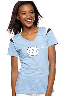 Pressbox University of North Carolina Powder Puff Tee