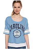 Pressbox UNC Super Soft Crew Neck Tee