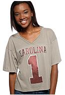 Pressbox University of South Carolina Zena Crop Tee