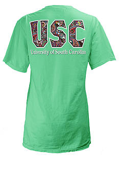 ROYCE University of South Carolina Buffy Screen Print Tee