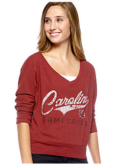 Pressbox Tee - University of South Carolina Tiffany Long Sleeve