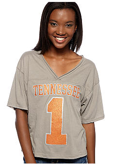 Pressbox University of Tennessee Zena Crop Tee