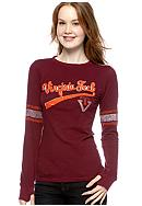 Pressbox Virginia Tech Long Sleeve Jersey