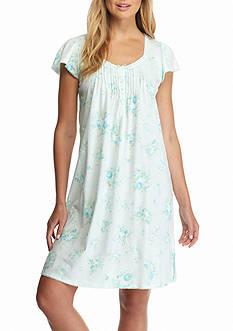 Miss Elaine Silkyknit® Short Gown