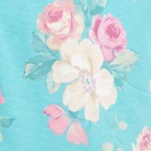 Bathrobes For Women: Pink/Neutral Miss Elaine Cottonessa Long Zip Robe