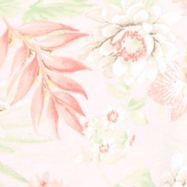 Miss Elaine Women Sale: Coral/White Miss Elaine Printed Sleep Dress