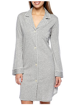 Lauren Ralph Lauren Hammond Knits Sleep Shirt