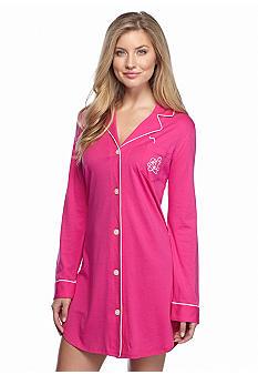 ralph lauren sleep shirt womens ralph lauren sleep shirt womens ... 93fb1745f