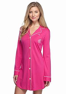 Lauren Ralph Lauren Hammond Knit Sleep Shirt