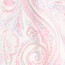 Nightgowns for Women: Pink Paisley Lauren Ralph Lauren Plus Size Sateen His Sleepshirt