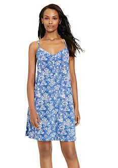 Lauren Ralph Lauren Cami Short Gown