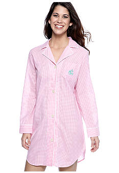 Lauren Ralph Lauren Southampton Meadow Lane Sleep Shirt