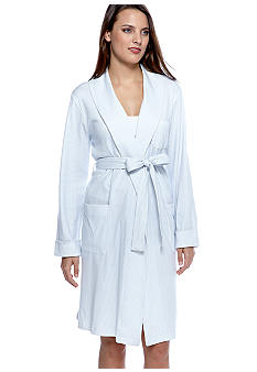 Lauren Ralph Lauren Short Shawl Collar Robe