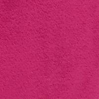 Women's Robes Short: Magenta Lauren Ralph Lauren Plus Size Shawl Terry Robe