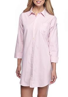 Lauren Ralph Lauren French His Shirt Sleep Shirt