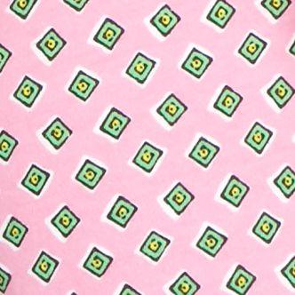 Designer Pajamas for Women: Pink Foulard Lauren Ralph Lauren Logo Foulard Boxers