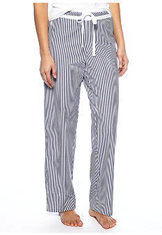 Lauren Ralph Lauren Striped Woven Sleep Pant
