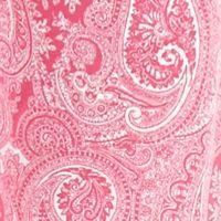 Pajamas for Women: Pink Paisley Lauren Ralph Lauren Prince Seam Jersey Pajama Set