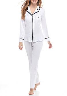 Sleep, Lounge & Robes: Womens White Pajama Sets   Belk