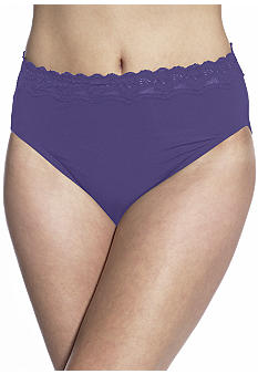 Olga Without A Stitch Lace Hi-Cut - 23067