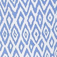 Ellen Tracy Women Sale: White/Blue Ellen Tracy Palazzo Pant