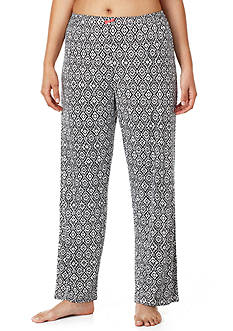 Ellen Tracy Plus Size Long Pants