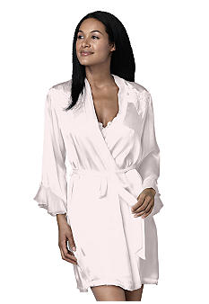 Linea Donatella Bridal Short Wrap Robe