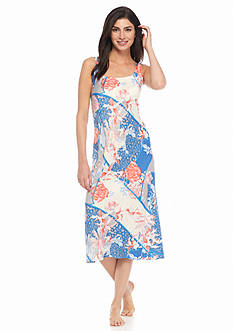 N Natori Dreamscape Sleeveless Gown