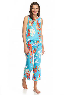 N Natori Imperial Garden Sleeveless Pajama Set