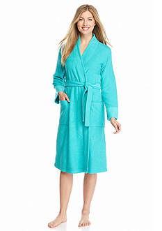N Natori Brushed Terry Robe - PC4016