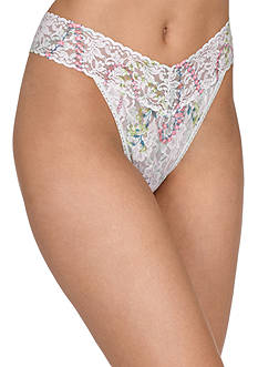Hanky Panky® Fairy Queen Signature Lace Original Rise Thong - 2R1181