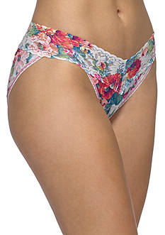 Hanky Panky English Garden V-kini - 3T2201