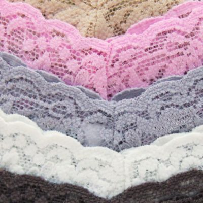 Designer Underwear for Women: Classics Hanky Panky® Fantasy Hue Pack 4811F