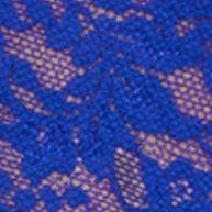 Luxury Lingerie: Blue Lagoon Hanky Panky® Signature Lace Original Rise Thong - 4811