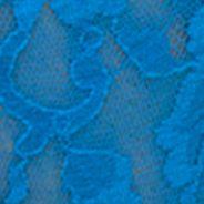 Luxury Lingerie: Azure Hanky Panky® Signature Lace Original Rise Thong - 4811