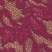 Luxury Lingerie: Angora Red Hanky Panky® Signature Lace Original Rise Thong - 4811