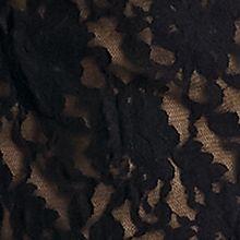 Women's Chemise Sleepwear: Black Hanky Panky® Plus Size V-Neck Chemise - 485214X