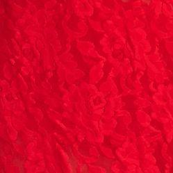 Women's Chemise Sleepwear: Red Hanky Panky® Plus Size V-Neck Chemise - 485214X