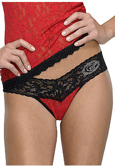 Hanky Panky® University Of Georgia Bulldogs Low Rise Thong - Online Only - 4911UGA