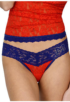 Hanky Panky Ole Miss Rebels Low Rise Thong - Online Only - 4911UMS