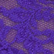 Women: Designer Sale: Electic Purple Hanky Panky® Signature Lace Low Rise Thong - 4911
