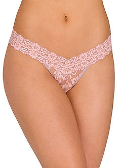 Hanky Panky® Cross Dye Low Rise Thong - 591054