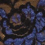 Womens Lingerie: Sexy Lingerie: Black/Blue Hanky Panky Cross Dye Camisole - 594624